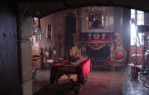 Винтажные декорации к фильму «Мольер» (2007), реж. Лоран Тирар