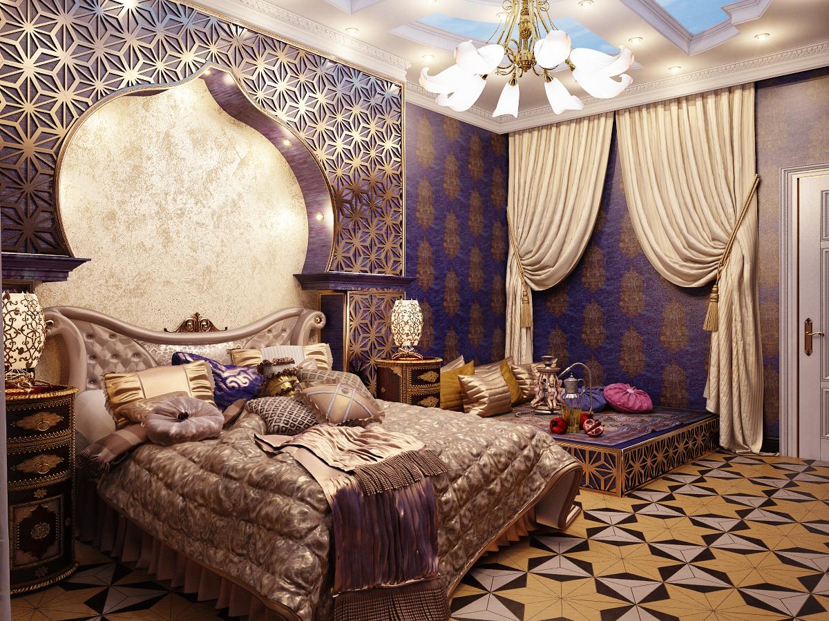 Арабский стиль Маракеш