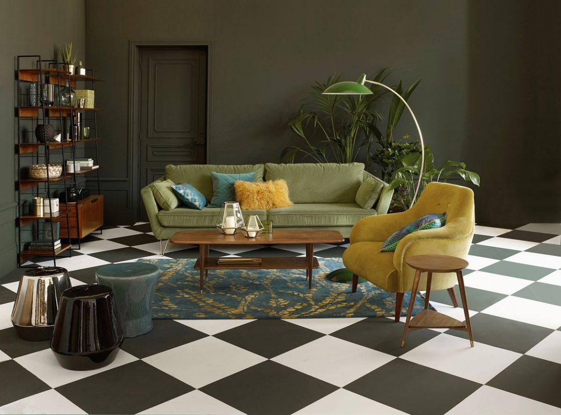 Мебель из орехового дерева